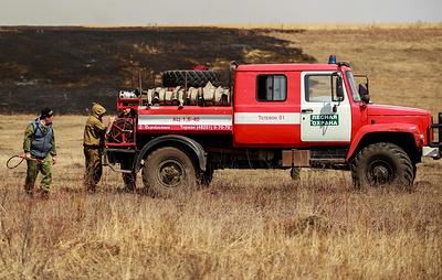 МЧС: сроки превентивных мер по лесным пожарам в Приангарье нужно скорректировать