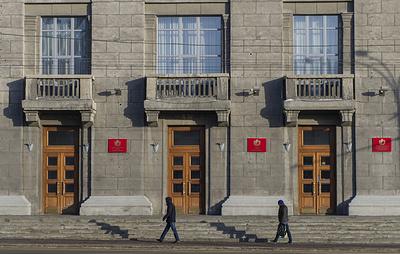 В мэрии Новосибирска проводятся следственные действия по факту подлога