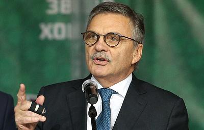 Фазель: IIHF обеспокоена распространением коронавируса, но говорить об отмене ЧМ еще рано