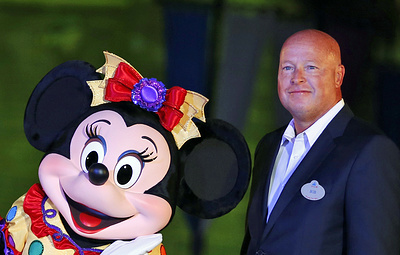 Новым главой Disney стал Боб Чапек