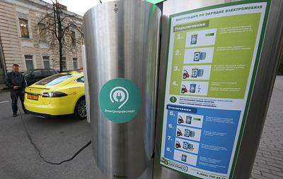 Первая станция для зарядки электромобилей откроется на Камчатке летом