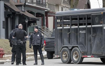 При стрельбе в американском Милуоки убиты несколько человек