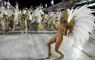 В Рио-де-Жанейро определили чемпиона карнавала 2020 года