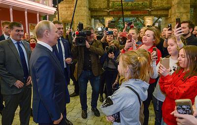 Воспитанник детдома попросил Путина помочь ему вернуться к родным