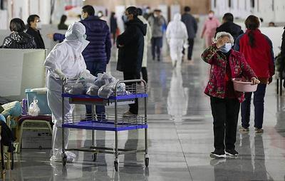 Число случаев заражения коронавирусом в Китае выросло до 39919