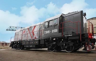 """Холдинг """"Синара - Транспортные Машины"""" поставил ФГК первую партию локомотивов ТЭМ9"""