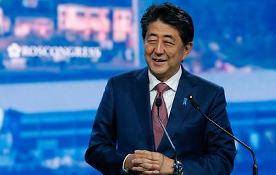 Абэ: Япония продолжит подготовку к Олимпиаде в Токио, несмотря на коронавирус