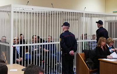 Суд в Минске рассматривает дело о коррупции в отношении 16 человек, включая двух россиян