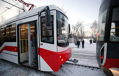 Уралвагонзавод в Уфе начал испытания трамвая, подходящего для малобильного населения