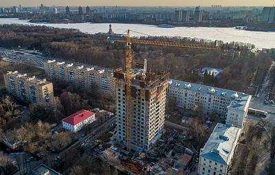 Цены на строящееся жилье в России за два года выросли на 23%