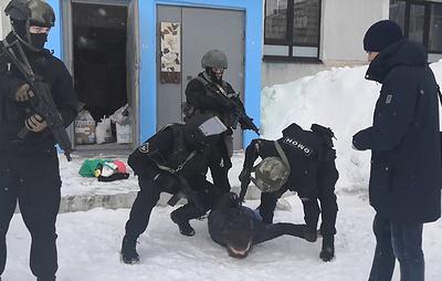 ФСБ выявила в Крыму, Коми и Ростовской области ячейку финансистов ИГ