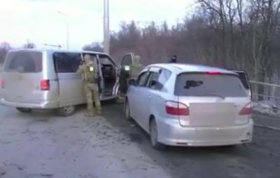 Появилось видео с места ликвидации боевика в Башкирии