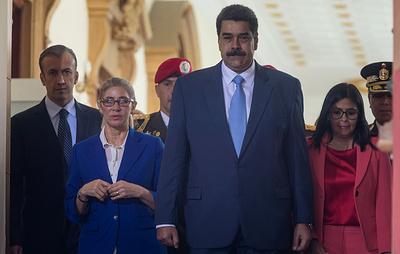 США предъявили обвинения Николасу Мадуро в причастности к обороту наркотиков