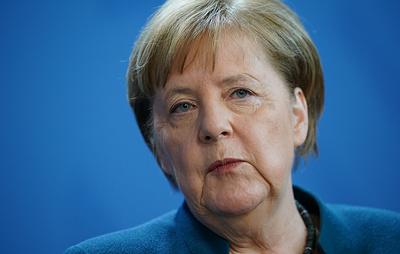 Меркель рассказала, как работает на домашнем карантине