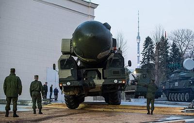Россия и США приостановили инспекции в рамках договора СНВ-III из-за коронавируса