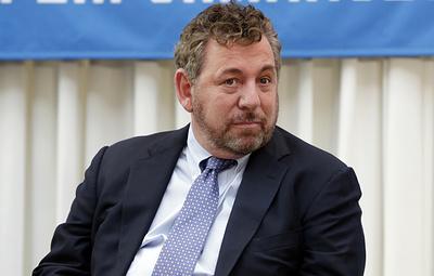 """Тест владельца клуба НБА """"Нью-Йорк"""" на коронавирус дал положительный результат"""