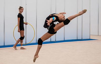 Сборная России по художественной гимнастике продолжит работать в Новогорске