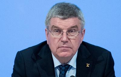 Бах подтвердил, что отобравшиеся на ОИ-2020 атлеты смогут выступить на Играх в 2021 году