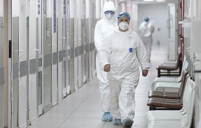 В московской больнице умерла еще одна пациентка с коронавирусом