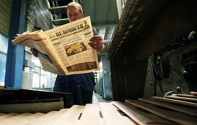 """Андрей Шмаров считает, что справится с ролью главного редактора """"Ведомостей"""""""