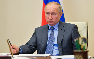 Путин: происходящее на нефтяном рынке может обернуться технологическими рисками