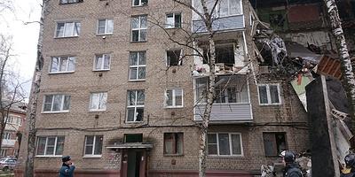 Взрыв газа в жилом доме в Орехово-Зуеве. Факты