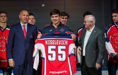 Защитник ЦСКА Киселевич является самым тестируемым РУСАДА игроком КХЛ в 2020 году