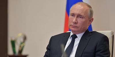 Выплаты медикам и поддержка бизнеса. Путин - о новых мерах против последствий пандемии