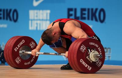 Бронзовый призер ЧЕ по тяжелой атлетике из Польши временно отстранен за допинг