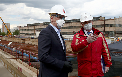 Люблинско-Дмитровская линия московского метро пройдет за МКАД под землей