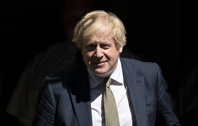 Британский премьер признал, что его зрение ухудшилось из-за коронавируса