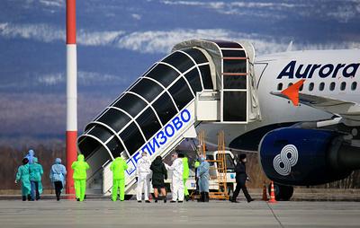 Цифровые пропуска вводят для прилетающих на Камчатку россиян без местной прописки