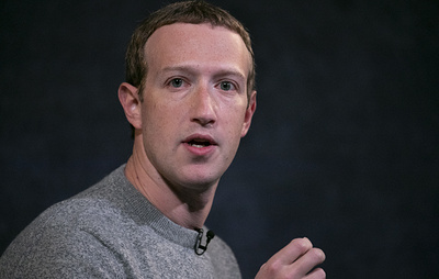 Цукерберг выступил против оценки руководством соцсетей высказываний пользователей