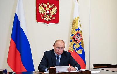 Путин объявил день парада Победы 24 июня выходным