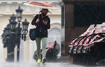 Температура на 5-6 градусов ниже нормы ожидается со 2 июня на европейской территории РФ
