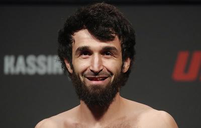 Магомедшарипов может провести бой в UFC в августе