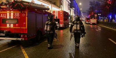 """""""Приятно узнать, что у них все хорошо"""": пожарные встретились в Zoom со спасенными семьями"""