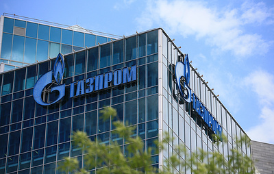 """""""Газпром"""" подписал контракт на поставку газа в Грецию до 2030 года"""