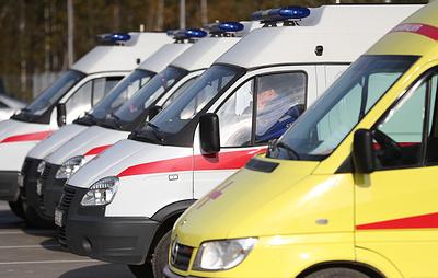 На Камчатку доставили новые автомобили для станций скорой помощи