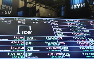 Цена нефти Brent на бирже ICE в Лондоне поднялась выше $39