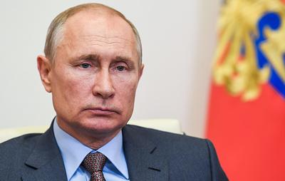 Путин считает, что Никитин имеет право переизбираться губернатором Тамбовской области