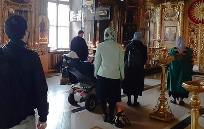 В храме Христа Спасителя и в Елоховском соборе прошли первые службы после открытия