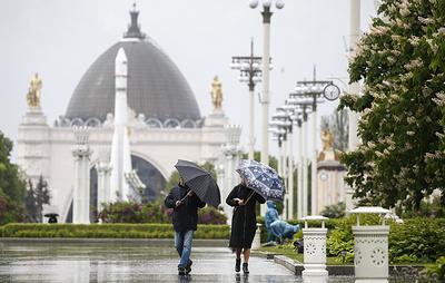Май 2020 года в Москве стал самым дождливым за последние 200 лет