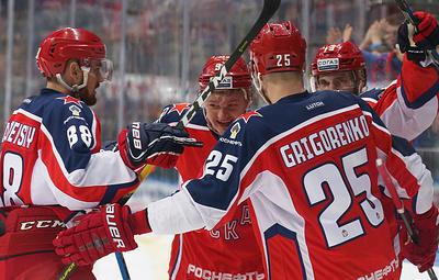 ЦСКА занял первое место в рейтинге лучших хоккейных команд Европы по версии HockeyArchives