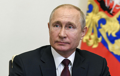 Путин заявил, что ситуация с коронавирусом в России улучшается
