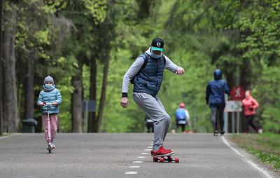 Москомспорт: возобновление спортивного отдыха в Москве возможно не ранее 1 августа