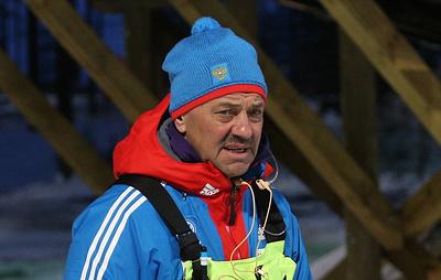 Королькевич считает, что Союз биатлонистов России должен возглавить Майгуров