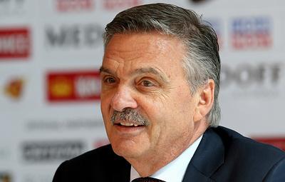 Фазель: Ларионов имеет перспективы быть главным тренером национальной команды