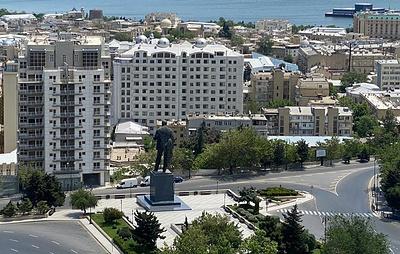 Безлюдные улицы и тишина. Как проходят карантинные выходные в Азербайджане