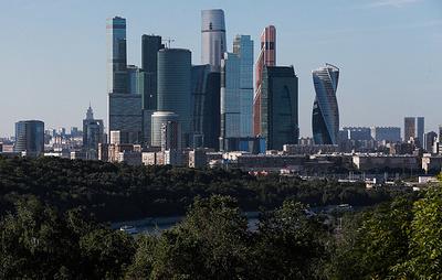 Синоптики сообщили, что первая волна тепла в Москве может начаться 7 июня